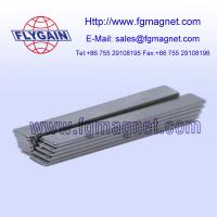 Buy cheap Large Neodymium Permanent Magnets Bar from wholesalers