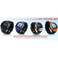 Buy cheap Personal Security Portable SOS Watch Phone Wrist GPS Tracker with Long Time Battery from wholesalers
