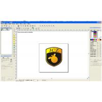 Buy cheap EZCAD2 Laser Engraving Software With Camera / Fly Mark / Double Axis from wholesalers
