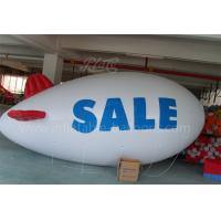 Buy cheap Attractive Inflatable Advertising Balloons Inflatable Helium Air Blimp from wholesalers
