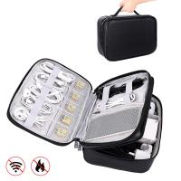 Buy cheap High Safety Fireproof Safe Bag , Waterproof Fireproof Document Holder from wholesalers