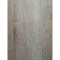 white Oak HDF engineered wood flooring, HDF core, click system, different color stain and surface available