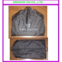Buy cheap polyester Suit garment bag, hanging garment bag, garment bag from wholesalers