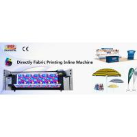 Buy cheap Automatic Digital Textile Printing Machine For Custom Printed Fabric from wholesalers
