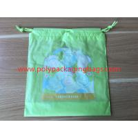 China Woman gift jewelry clothes cosmetic scarf packaging rope plastic bag on sale