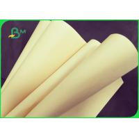 Buy cheap FSC 70gsm 80gsm Bamboo Pulp Brown Kraft Paper For Envelope Good Stiffness from wholesalers
