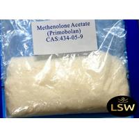 Buy cheap 99% Purity Legal Anabolic Steroids Methenolone Acetate / Primonabol CAS 434-05-9 from wholesalers