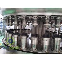 Buy cheap Beverage Juice / Beer Soda Aluminum Can Filling Machine from wholesalers