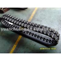 Wholesale Rubber Crawler,rubber track,harvester from china suppliers