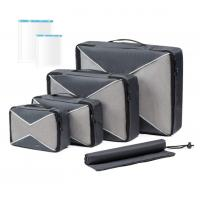 Buy cheap Mesh Travel Packing Cubes Underwear Pretty Custom With Secret Pouch Light Weight from wholesalers