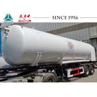 Buy cheap Vacuum Insulation 20,000L LCO2 Tanker Trailer /Storage tanker from wholesalers