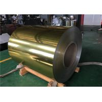 Wholesale Hight Reflectivity Polished Aluminum Coil , High Polished Mirror Aluminum Sheet from china suppliers