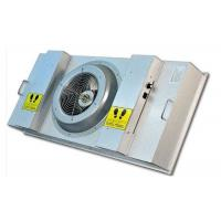 Buy cheap Class 100 Clean Room FFU Fan Filter Unit With ISO14644-1 Standards from wholesalers
