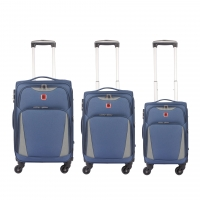 Wholesale Swiss Travel Long Distance Soft Travel Luggage Sets from china suppliers