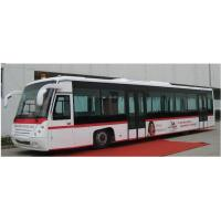 Buy cheap Aluminum Apron Tarmac Coach Shuttle Bus To The Airport 13m×3m×3m product