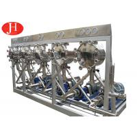 Buy cheap High Precision Wheat Starch Hydrocyclone With Fully Stainless Steel Structure from wholesalers
