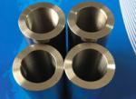 Buy cheap Custom CNC Machining Process Precision Gr5 Titanium Pipe Titanium Alloy Sleeves from wholesalers