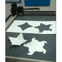 Buy cheap paper box sample making cutting table from wholesalers