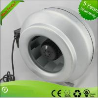 Buy cheap Professional Hydroponics Greenhouse Air Ventilation Inline Duct Exhaust Fan from wholesalers