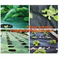 Buy cheap 4 foot wide 1x10m/roll landscape anti weed fabric non woven professional organic strawberry weed control fabric BAGEASE from wholesalers