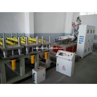 Buy cheap WPC Foam Board Machine Plastic Extrusion Equipment with Automatic Feeder from wholesalers