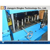 Wholesale 5.5kw C Stud Purlin Roll Forming Machine With Automatic Measureing from china suppliers