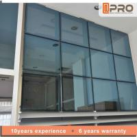 Buy cheap Unitized Panel Aluminium Curtain Wall For Commercial Building Customized Size from wholesalers