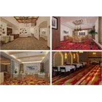 Buy cheap Wilton carpet for restaurant luxury wall to wall carpet from wholesalers