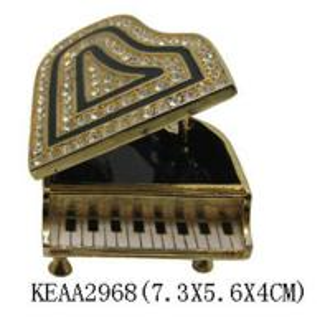 Wholesale Piano jewelry box KEAA2968 from china suppliers