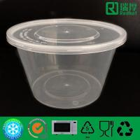 Buy cheap Microwave safe PP Plastic Lunch Container 1000ml from wholesalers