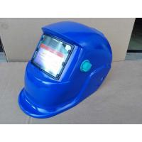 China Customized Auto Darkening Adjustable Welding Mask Welding Consumables on sale