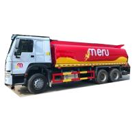 Buy cheap 2020s new brand cheaper price 25cbm bulk oil tanker transported vehicle for sale, mobile fuel tanker deliver truck from wholesalers