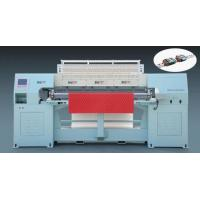 Buy cheap 2 Needle Computerized Automatic Quilting Machines For Bed Covers 5.5kw Power from wholesalers