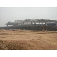 Buy cheap Low Carbon Truss Structural Steel Frame For JieYang Airport Project from wholesalers