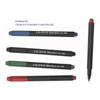 Buy cheap permanent ink CD marker pen from wholesalers