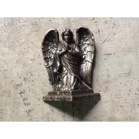 Buy cheap Angel Shaped Resin Casket Parts Corner Antique Copper Appearance RSC03 from wholesalers