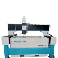 Buy cheap 1500*800mm bridge type waterjet cutting machine with 420Mpa pump for ss and aluminum cutting from wholesalers