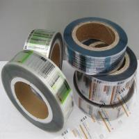 Wholesale OEM Printed PVC / PET Shrink Sleeve Labels For Beverage Bottles from china suppliers