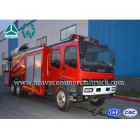 Wholesale Electronic System High Pressure Fire Extinguisher Truck With Fume Remove device from china suppliers