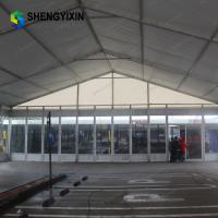 Buy cheap Clear Span Aluminum Wedding Tent for Any Occasion 800 people large clear roof marquee wedding tent with 10% discount from wholesalers