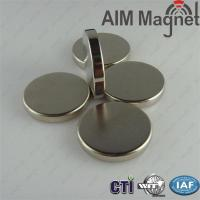 Buy cheap Super strongest n52 neodymium magnet D10 x 3mm from wholesalers