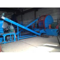 Wholesale Powder Rubber Shredding Machine 5.55 KW Screen Power With CE Certification from china suppliers