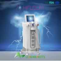 Buy cheap 2015 latest hot sale fat reduce HIFUSLIM HIFU fat loss safety machine from wholesalers