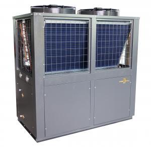 High COP Geyser Commercial Heat Pumps / Air Source Heat Exchanger Pump R407C Manufactures