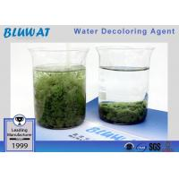 China Coagulant Chemical Water Decoloring Agent For Ink & Paper Making Mills on sale
