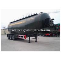 Buy cheap Top Ranking Bulk Cement Tank Semi Trailer with air compressor with warranty from wholesalers