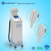 Buy cheap Chinese professional whole saler Intense pulsed light IPL hair removal skin rejuveantion machine for spa and clinic use from wholesalers