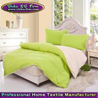 Buy cheap China Home Textile Bedding Sets Plain Colors Cheap Fitted Sheet Sets from wholesalers