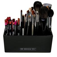 Buy cheap Black Acrylic Material Acrylic Makeup, Cosmetic & Jewelry Organizer from wholesalers