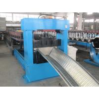 Quality PLC Control Cable Tray Roll Forming Machine , Metal Roll Forming Equipment for sale